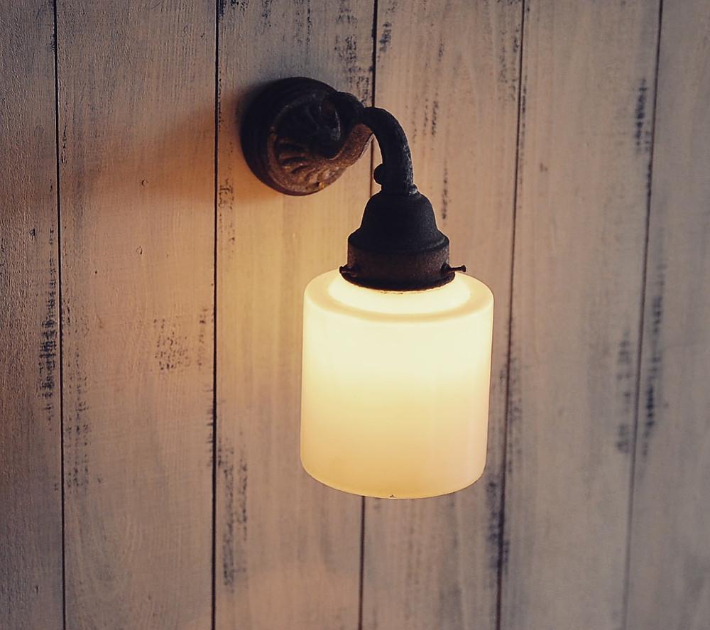 玄関灯門灯レトロな照明