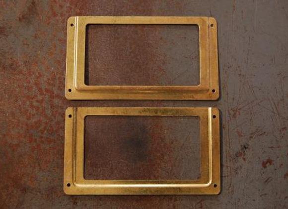 真鍮の品名差し 規格80mm