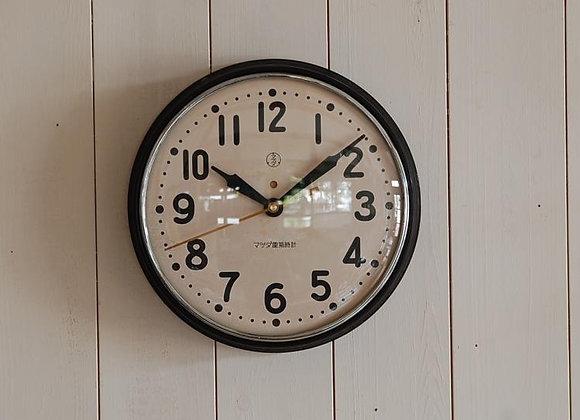 掛時計 マツダ電気時計