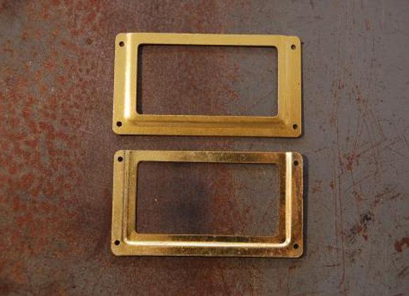 真鍮の品名差し 規格60mm