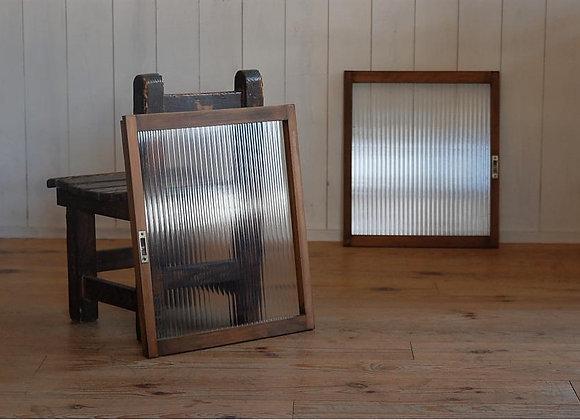 モールガラスの建具(引き違い窓)3