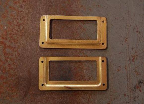 真鍮の品名差し 規格50mm