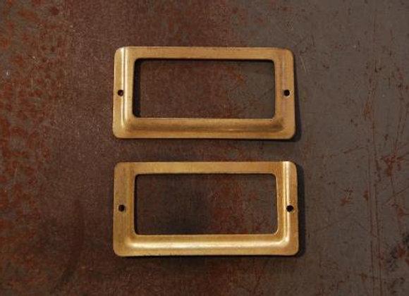 真鍮の品名差し 規格45mm