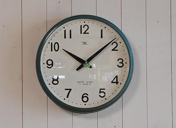掛時計 JEC日本電気時計(株)製モータークロック