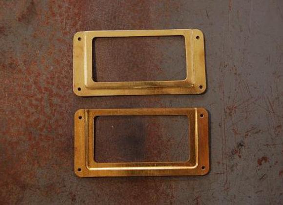 真鍮の品名差し 規格70mm