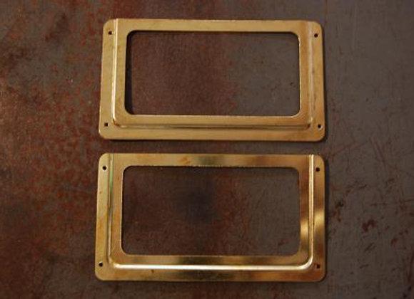 真鍮の品名差し 規格90mm