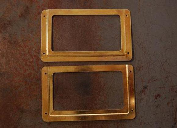 真鍮の品名差し 規格85mm