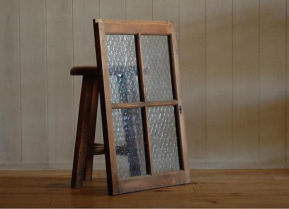 網入りガラスの建具