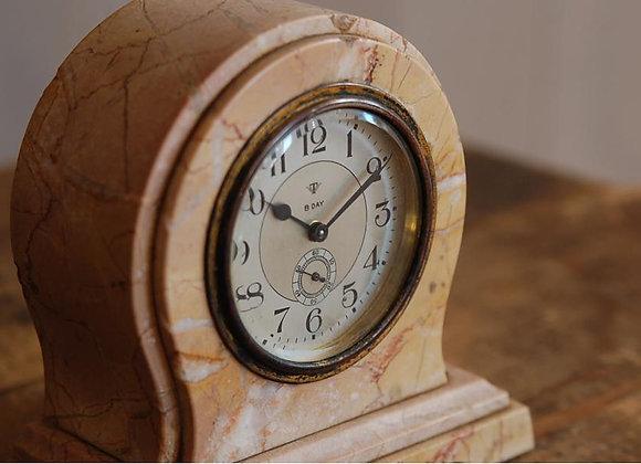 東京時計 大理石置き時計
