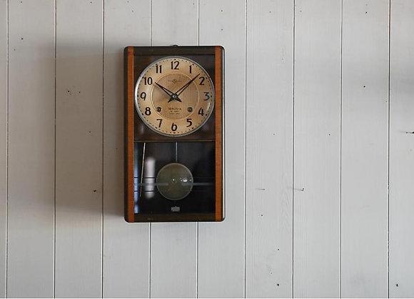 精工舎 14日巻ゼンマイ式掛け時計