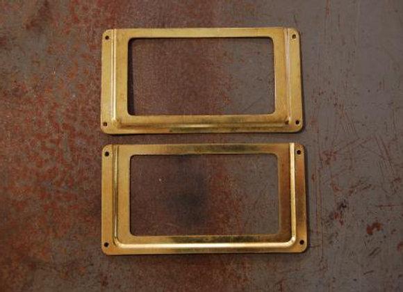 真鍮の品名差し 規格75mm