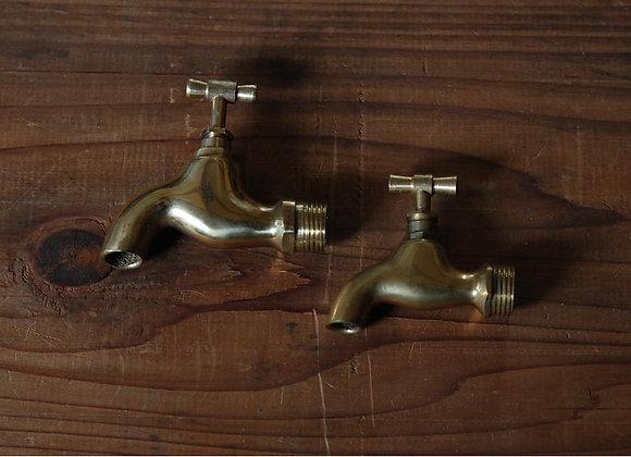 大正カラン(大) 真鍮蛇口