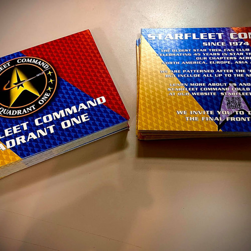 Starfleet Command Q1 cards