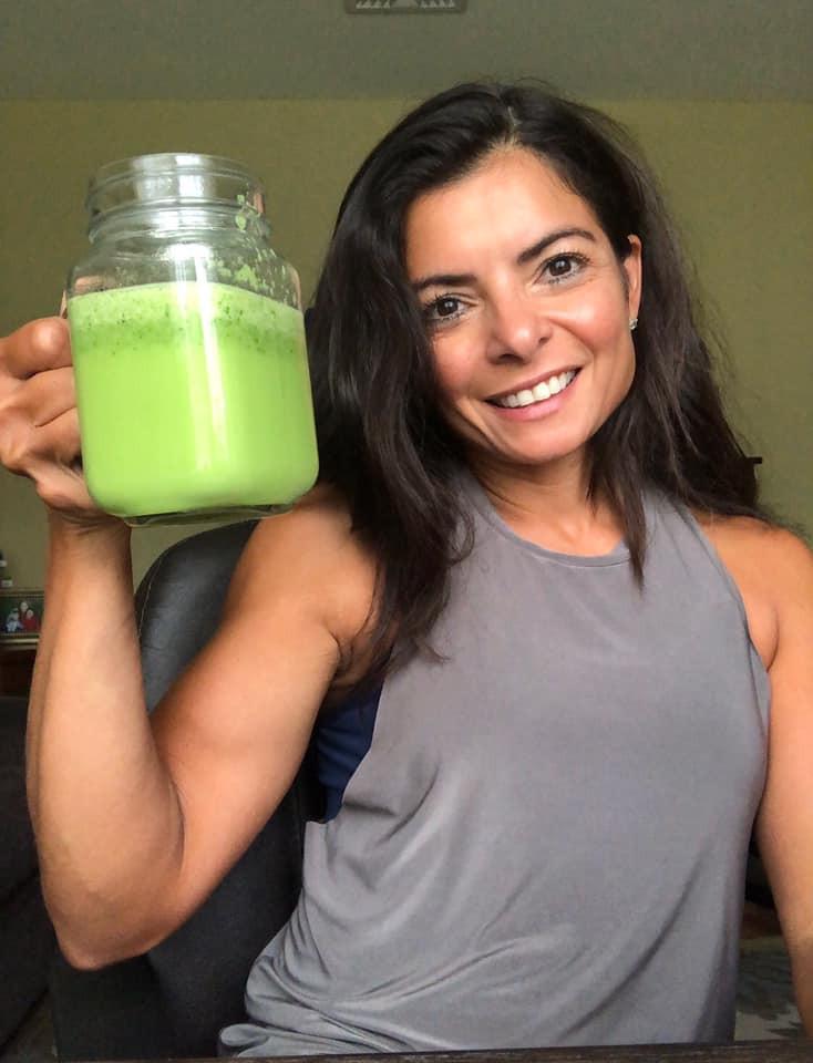 Yvonne Kasper detoxifying drink