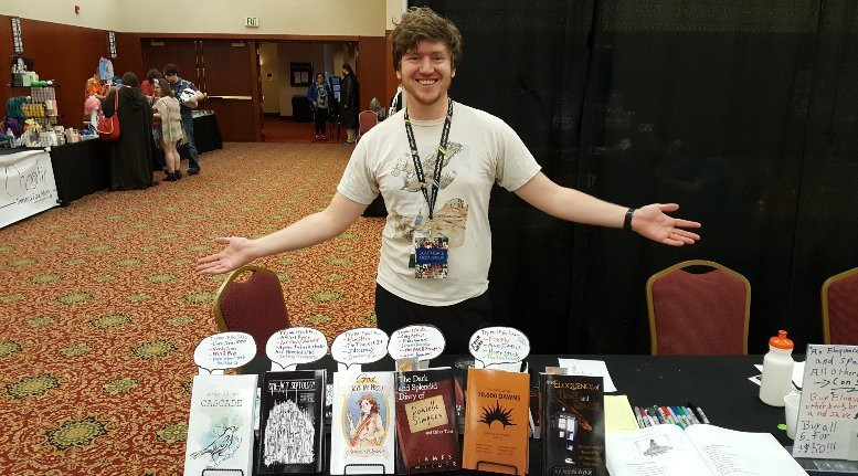 James Wylder Author and Playwrite
