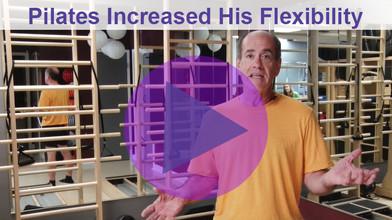 Pilates and flexibility