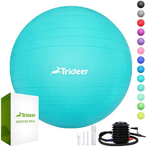 Trideer Exercise Ball...