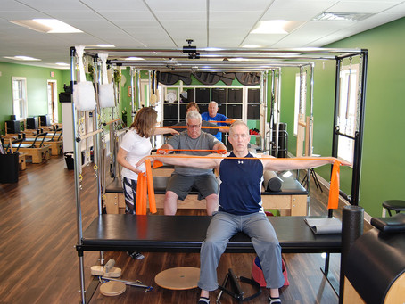 Why Should Men Try Pilates?