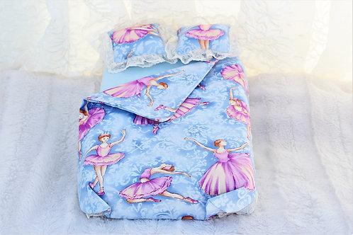 Bed- Blue Ballerinas