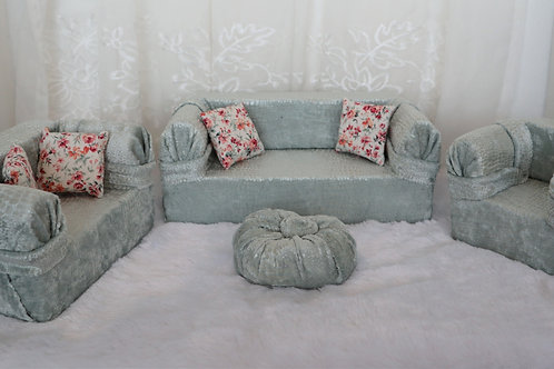 Classic Sofa - Scaled Mint