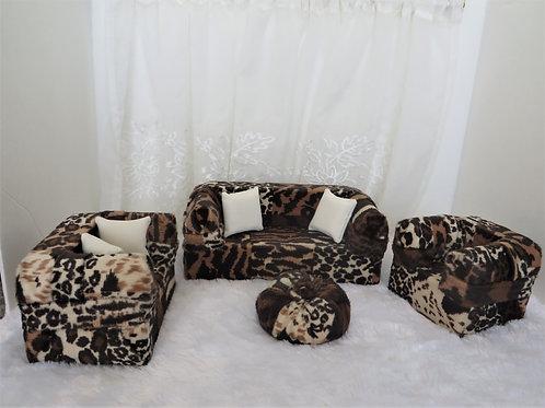 Deluxe Sofa - Wild Safari