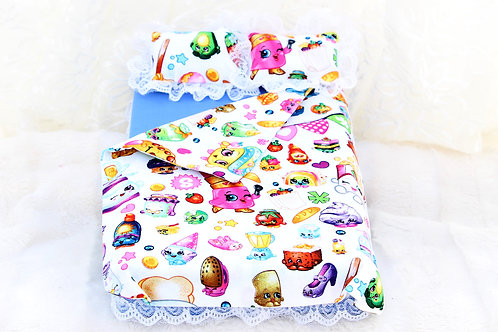 Bed- Shopkins
