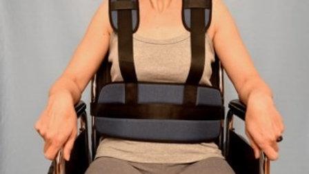 BIORT - Colete de sujeição à cadeira de rodas, T. Único