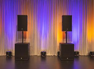 Sound System Hire Christchurch