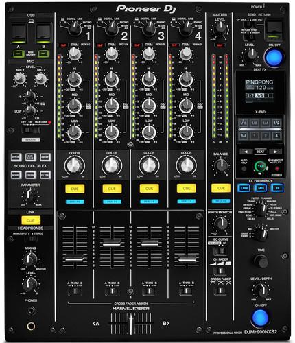 DJM-900 Nexus II JH Hire.jpg