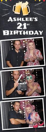 21st Birthday Photobooth Hire