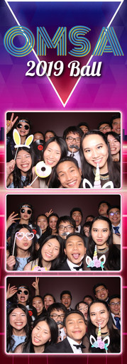 Ball and Formal Photobooth Hire