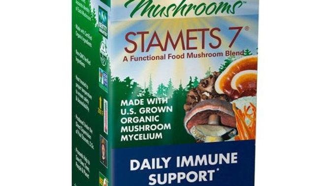 HD Mushrooms Stamets 7 Capsules