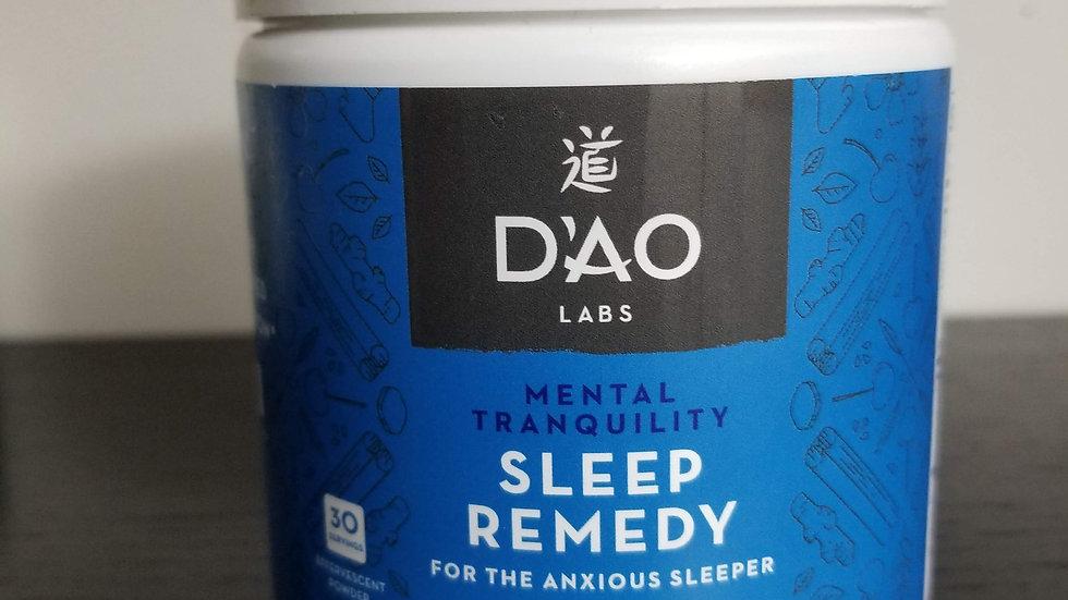 Dao Sleep Remedy - Mental Tranquility