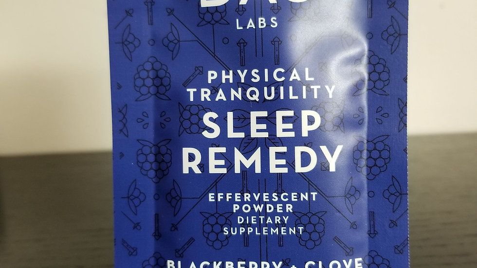 Dao Sleep Remedy - Physical Tranquility