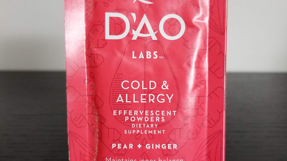 Dao Cold & Allergy