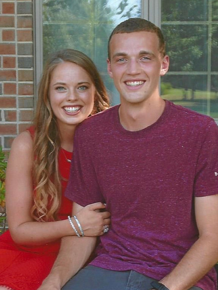 Mason and Claire Miller: Community Student Ministry Staff