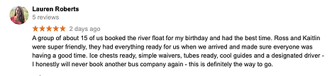 Austin Texas river tubing is a great activity for bachelor and bachelorette parties. Our river tubing floats depart from downtown Austin and head to San Marcos river to float the river. We include tubes, coolers, ice, transporation and hosts. River tubing near Austin is the best tour in Austin Texas.