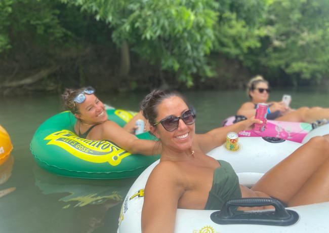 Frontera Tours Austin River Tubing
