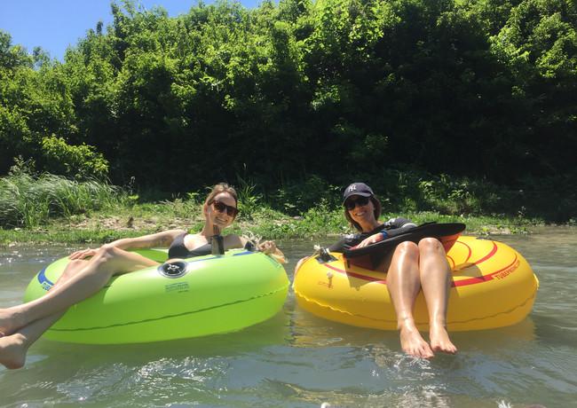 Austin Texas River Tubing Frontera Tours