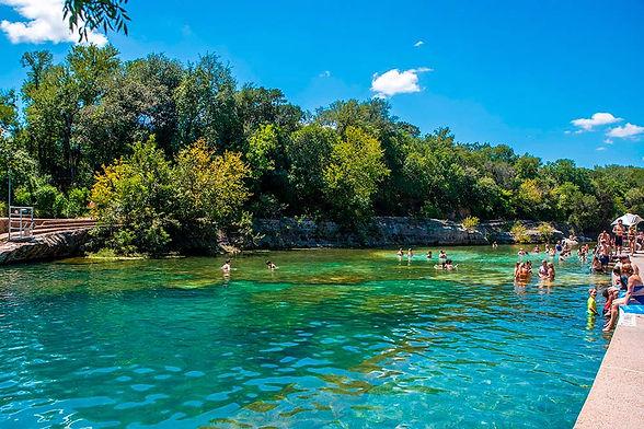 Barton Springs Austin Texas