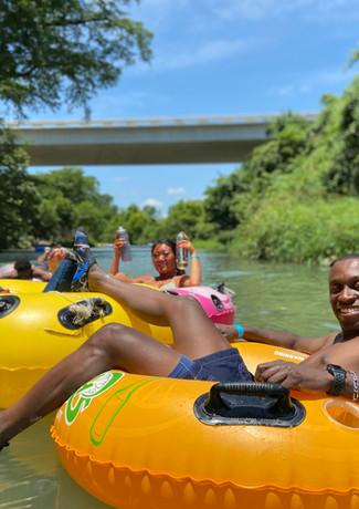 Frontera Tours Austin Texas River Tubing Float