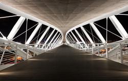 Be'er Sheva's Station Bridge
