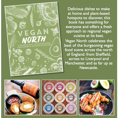 VEGAN NORTH BOOK
