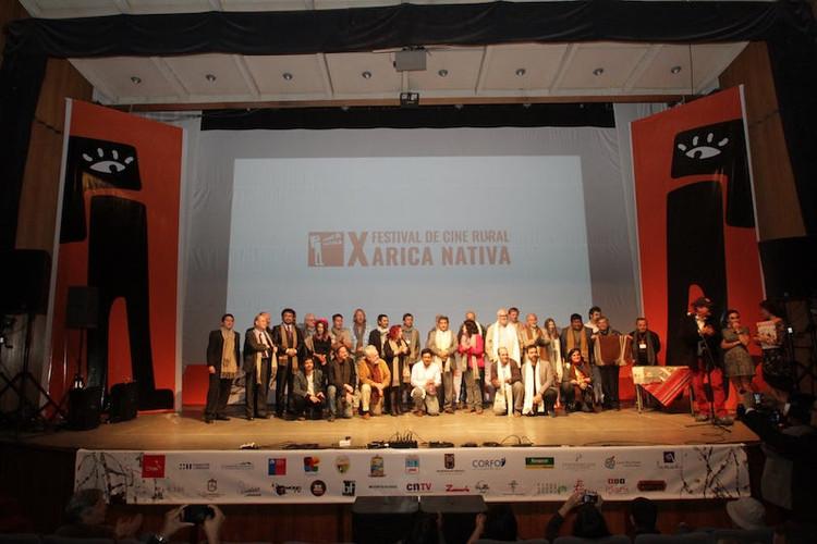 Arica Nativa 2015 en Teatro Municipal Arica