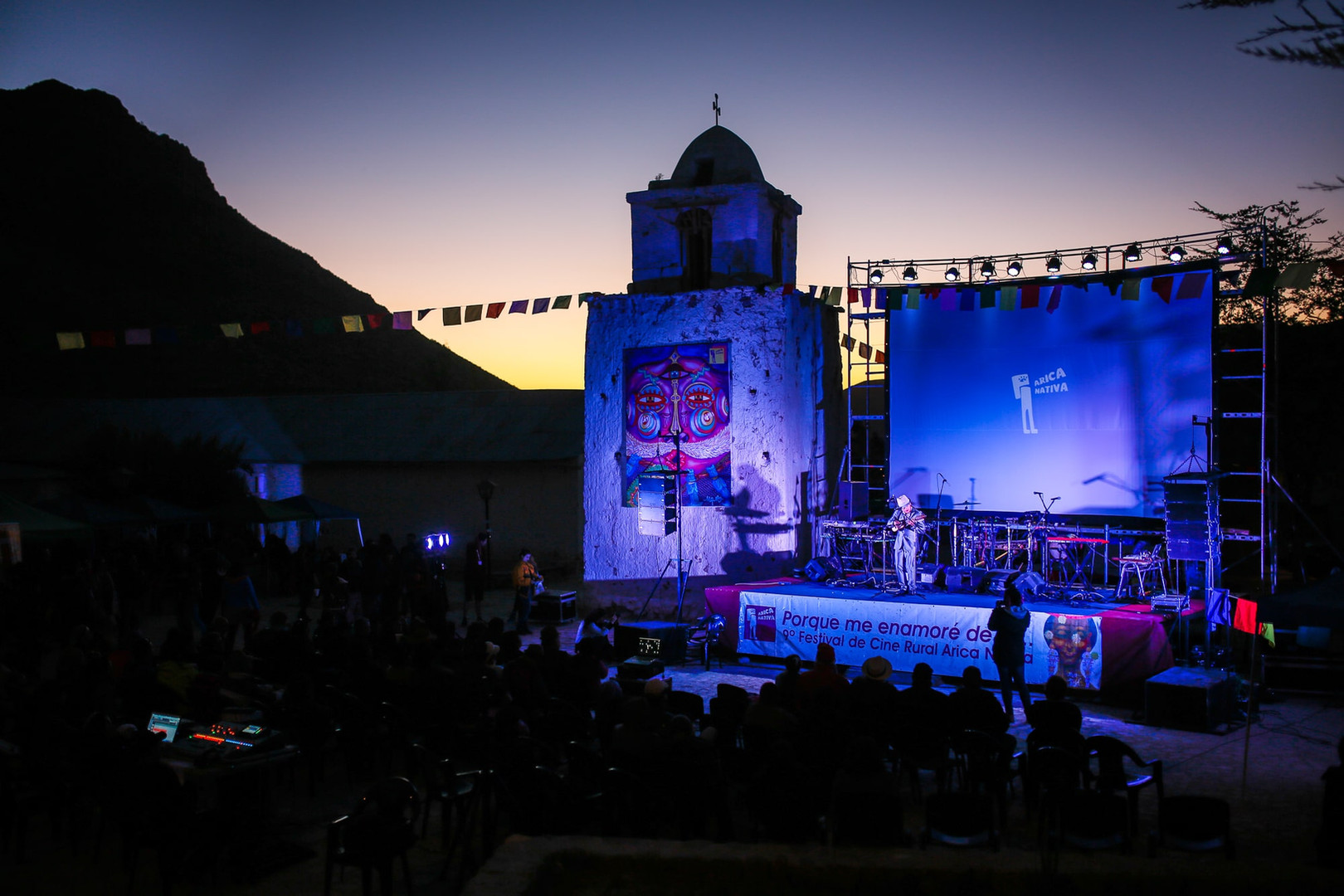 Arica Nativa 2014 en Belén