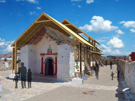 Actualización del Proyecto de Restauración de Templo de Parinacota