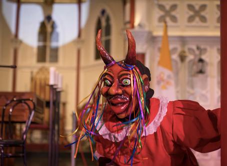 VII Festival de Arte Andino Arica Barroca 2020: Revolución virtual