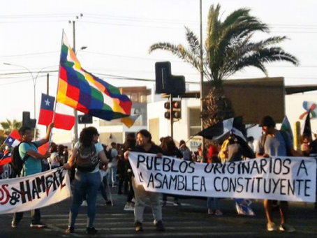 Pueblos de Arica y Parinacota en el proceso constituyente.