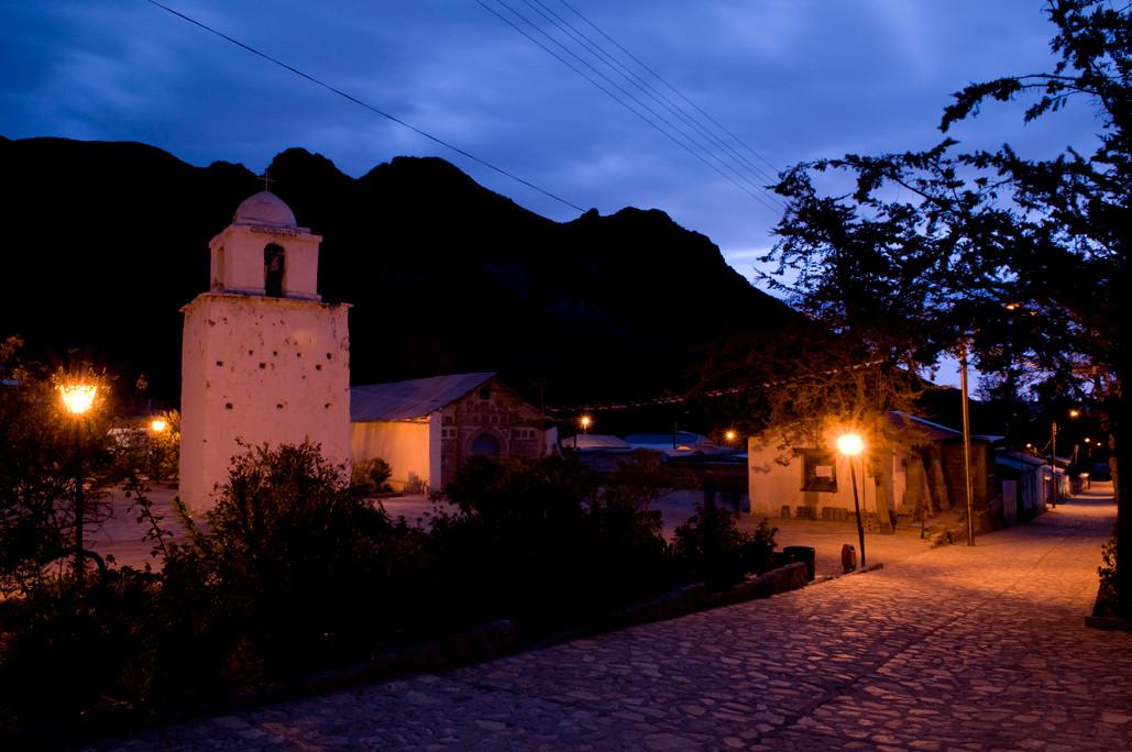 Plaza de Belén y Templo Santiago Apóstol