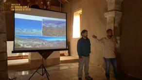 Video: Especialistas recorren la historia de Belén a través de la arqueología.